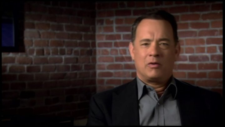 Interview mit Tom Hanks (Teil 2) - OV-Interview Poster