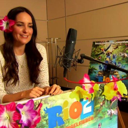 Johanna Klum - Jewel - über die Figuren im Film - Interview Poster