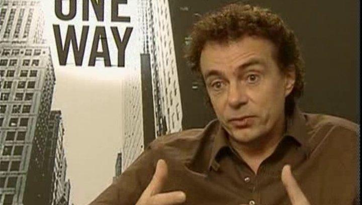 """Regisseur Reto Salimbeni über die Botschaft von """"One Way"""", Til Schweiger und die Todesstrafe - Interview Poster"""