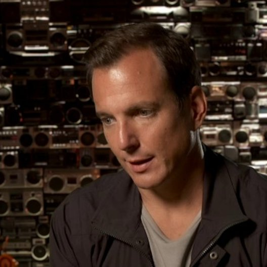 Will Arnett - Vernon Fenwick - über die Turtles-Darsteller - OV-Interview Poster
