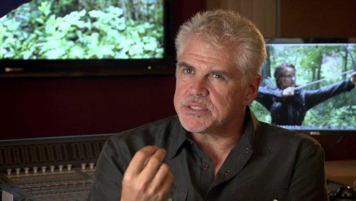 GARY ROSS -Regisseur- über den Film - OV-Interview Poster