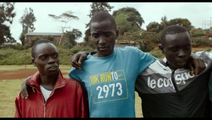 Jugendliche aus Kikuju - Szene Poster