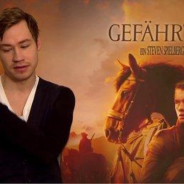 David Kross (Gunther) über den Film - Interview Poster