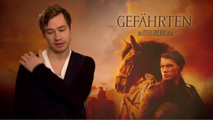 David Kross (Gunther) über den Film - Interview Poster