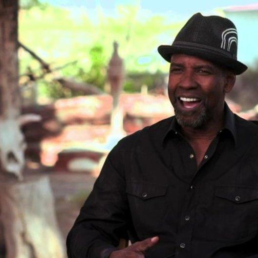 Denzel Washington über seine erste Reaktion auf das Drehbuch - OV-Interview Poster