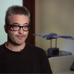 Alex Kurtzman - Producer und Drehbuch - über die Geschichtte - OV-Interview Poster