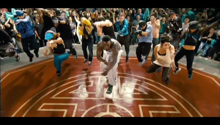 Step Up 3D - Trailer Poster