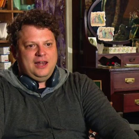Felix Fuchssteiner - Regisseur und Produzent - über das Set - Interview Poster