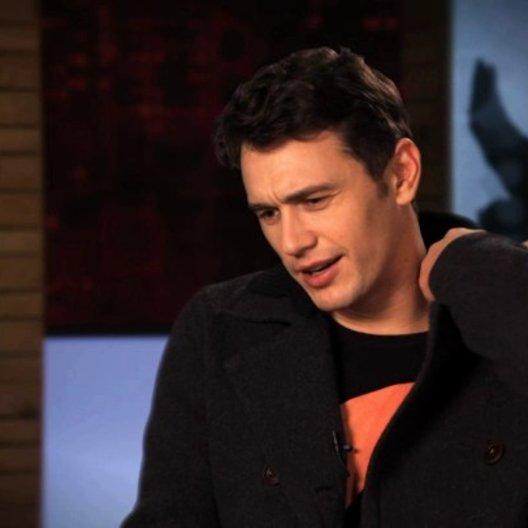 James Franco über seine Rolle - OV-Interview Poster