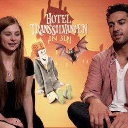 Elyas und Josefine über die schönen Momente beim Synchronisieren - Interview Poster
