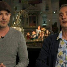 Chris Butler und Sam Fell über die Geschichte - OV-Interview Poster