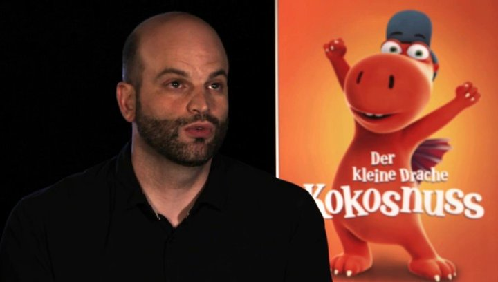 Marcus Hamann über den Unterschied Buch und Film - Interview Poster