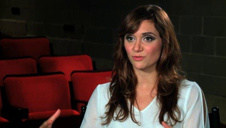 Alyson Stoner über den finalen Dance Battle - OV-Interview Poster