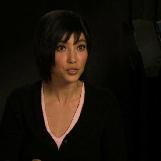 Li BingBing über die Herausforderung Englisch am Set zu sprechen - OV-Interview Poster
