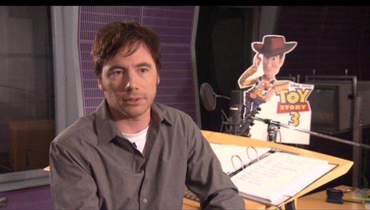 MICHAEL BULLY HERBIG / Woody über seine Lieblingsszene Reset von Buzz - Interview Poster