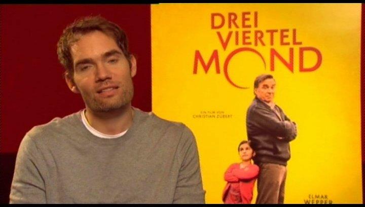 Christian Zuebert (Regisseur) über Hartmut, Hayat und Hartmut, Mercans Casting, den Film, das Herz des Films - Interview Poster