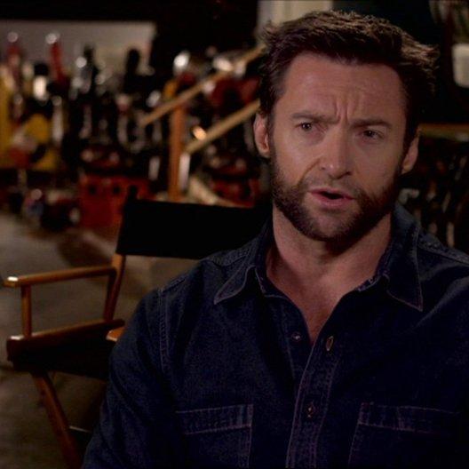 Logan über Wolverine als tragischer Held - OV-Interview Poster