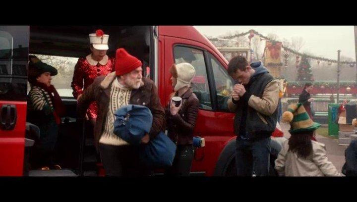 Der Weihnachtsmann ist tot - Szene Poster