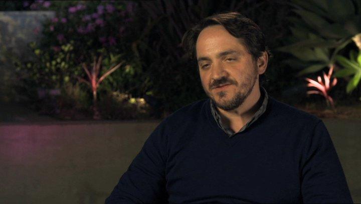 Ben Falcone - Will - über seine Rolle - OV-Interview Poster