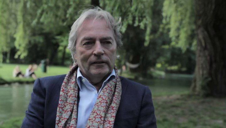 Harald Kügler über Doris Dörrie - Interview Poster