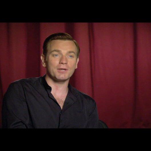 "Ewan McGregor (""Camerlengo"") über Ron Howard - OV-Interview Poster"