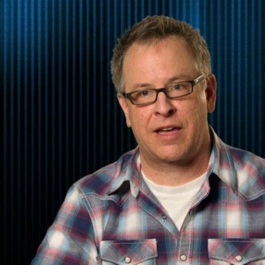 Rich Moore - Regisseur - darüber wie sehr die Zuschauer die Charaktere mögen werden - OV-Interview Poster