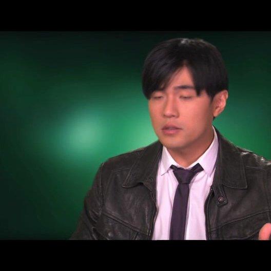 Jay Chou über Multitalent Seth Rogen - OV-Interview Poster