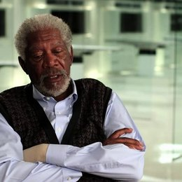 Morgan Freeman über das Thema ultimative Macht - OV-Interview Poster