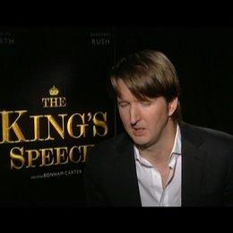 Tom Hooper (Regisseur) wie er zu den Darstellern kam - OV-Interview Poster