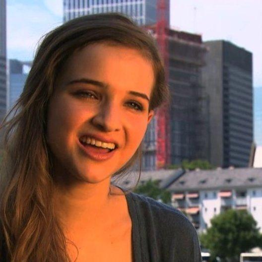 Lisa Vicari - Lilli -  über Katja - Interview Poster