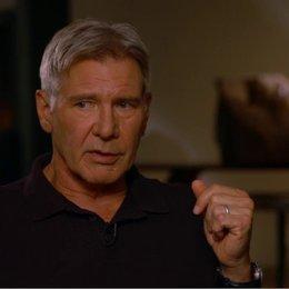 Harrison Ford - Woodrow Dolarhyde - über Jon Favreau - OV-Interview Poster