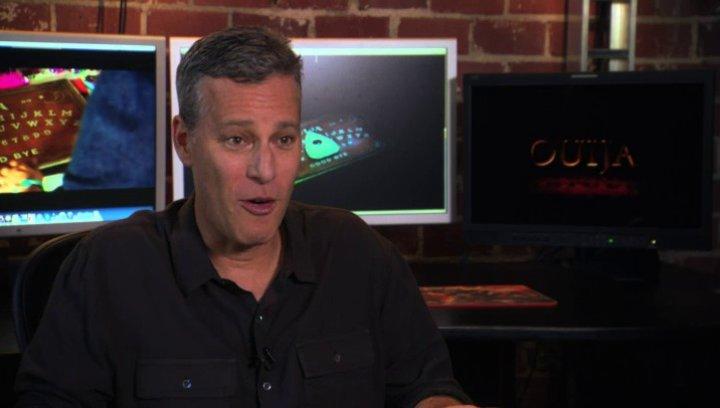 Brad Fuller über die Hauptgefahr im Film - OV-Interview Poster