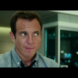 Will Arnett ist Vern Fenwick - Featurette Poster