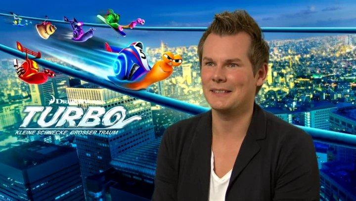 Malte Arkona - Turbo - über die Botschaft des Films - Interview Poster