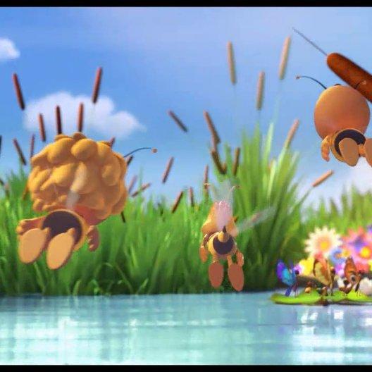 Die Biene Maja - Der Kinofilm - Trailer Poster