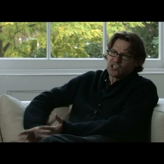 Nigel Slater über Helena Bonham Carter - OV-Interview Poster