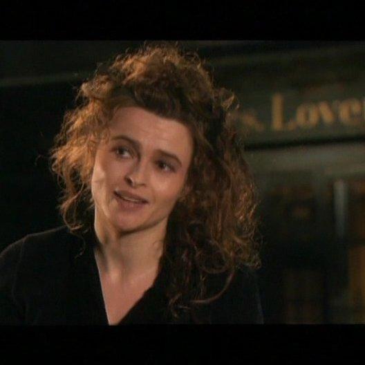 Interview mit Helena Bonham Carter ( Mrs. Lovett ) - OV-Interview Poster
