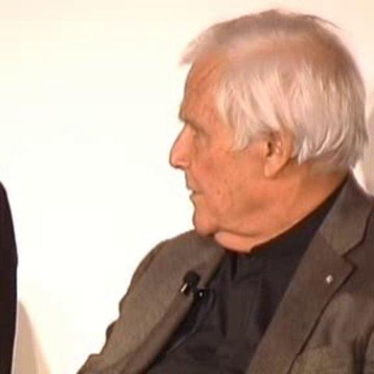 Joachim 'Blacky' Fuchsberger über seine anfänglichen Vorbehalte gegenüber dem Film - Interview Poster