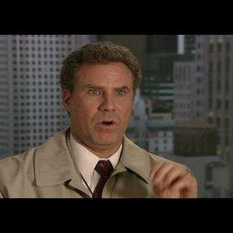 """Will Ferrell - """"Allen Gamble"""" über die Arbeit mit Adam MacKay - OV-Interview Poster"""