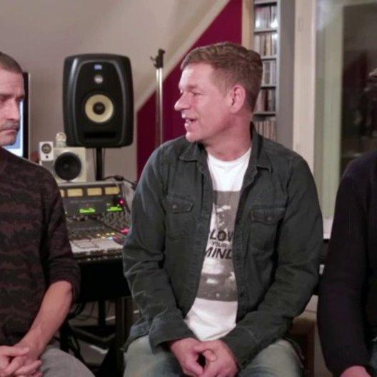 Peter Plate, Ulf Leo Sommer, Daniel Faust (Musik) über die Entstehung der Lieder - Interview Poster