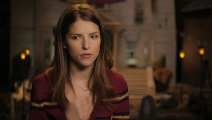 Anna Kendrick über Stop Motion Animationsfilme - OV-Interview Poster