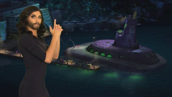 Conchita Wurst als Eva - Featurette Poster