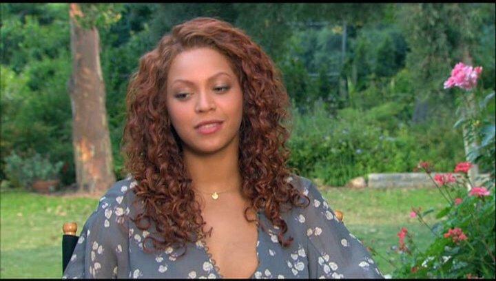Beyoncé Knowles über ihre Rolle (Teil1) - OV-Interview Poster