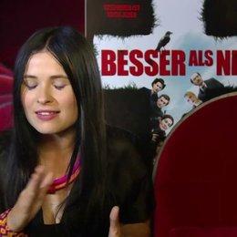 Anna Fischer (Sarah) über Wie baut man so eine Figur - Interview Poster