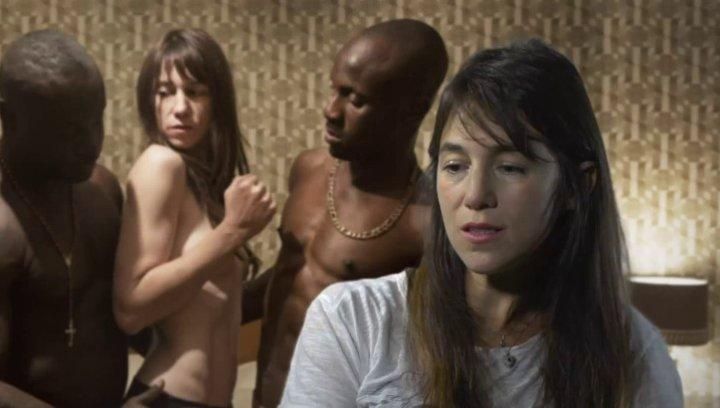 CHARLOTTE GAINSBOURG - Joe - warum LARS VON TRIER so gut Frauenrollen schreiben kann - OV-Interview Poster