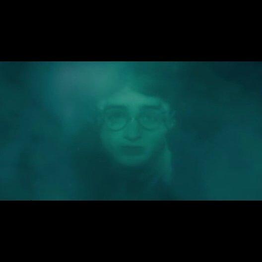Harry Potter und der Halbblutprinz (Englisch) - OV-Trailer Poster