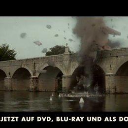 Der Hundertjährige, der aus dem Fenster stieg und verschwand (VoD-BluRay-DVD-Trailer) Poster