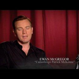 Featurette mit Ron Howard, Tom Hanks und Ewan McGregor Poster