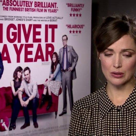 Rose Byrne (Nat) über den Film - OV-Interview Poster
