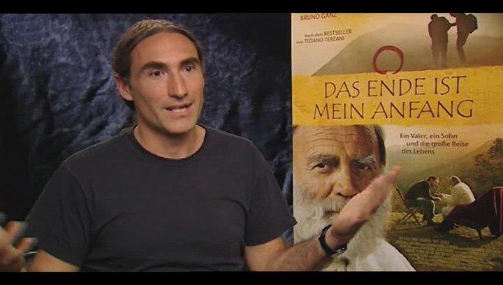 Folco Terzani über den Tod als Triumph des Lebens - OV-Interview Poster